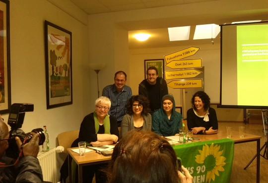 Dortmund Vorstellung Bericht der Religionspolitischen Kommission